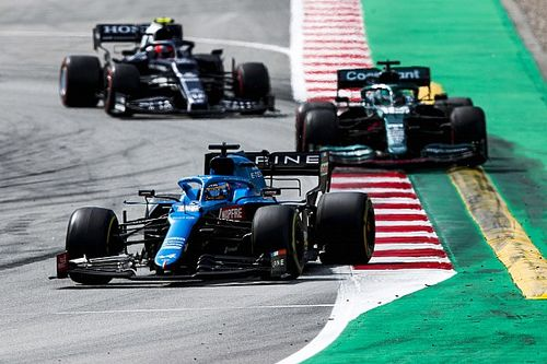 """Alonso : """"Nous pouvons être la cinquième équipe"""""""