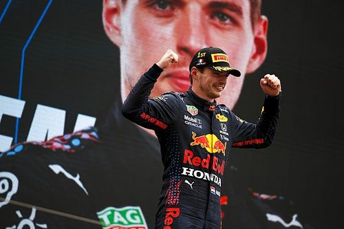 Verstappen, 'Piloto del día' en Francia pese a su fallo inicial
