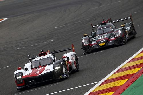 Toyota: Hypercars won't always outpace LMP2s in race trim