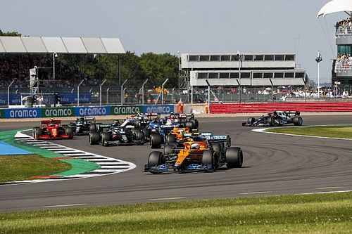 "McLaren: ""Not unrealistic"" for Norris to target P3 in F1 championship"