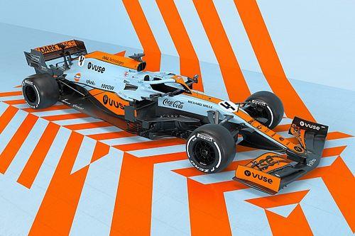 ¡McLaren llevará una decoración especial e histórica en Mónaco!