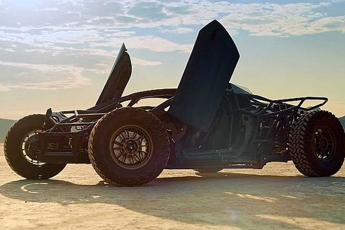 La transformación surrealista del Lamborghini Huracán