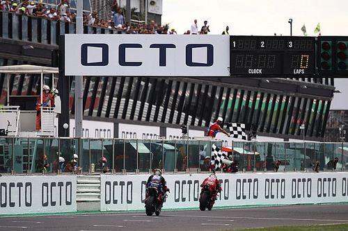 La F1 golea a MotoGP en audiencia en abierto