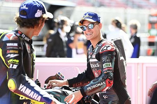"""Quartararo: """"Avrò la moto di Rossi, ma non posso sostituirlo"""""""