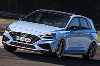 Csökkentett súly, 8-fokozatú DCT váltó és új biztonsági fejlesztések - frissült a Hyundai i30 N