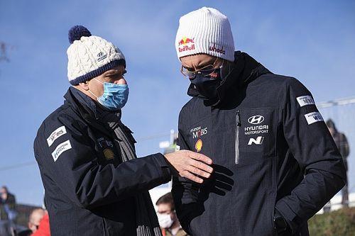 """Adamo estime que """"seule la victoire sera un bon résultat"""" en Finlande"""