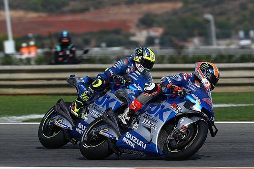 Suzuki Pastikan Bertahan di MotoGP hingga 2026