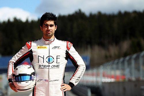 Correa keert terug in talentenprogramma van Sauber