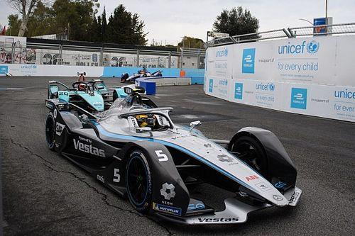Vandoorne revela la causa de su accidente en el E-Prix de Roma
