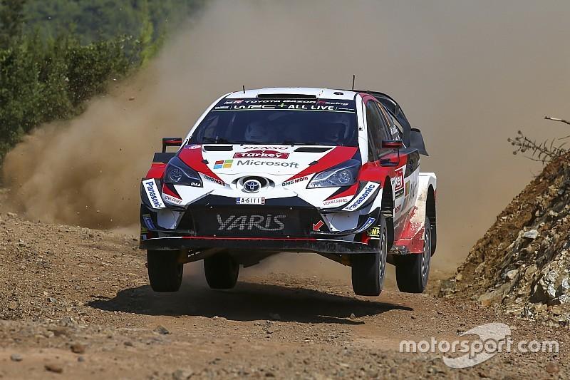 Toyota aplicará órdenes de equipo el último día del Rally de Turquía