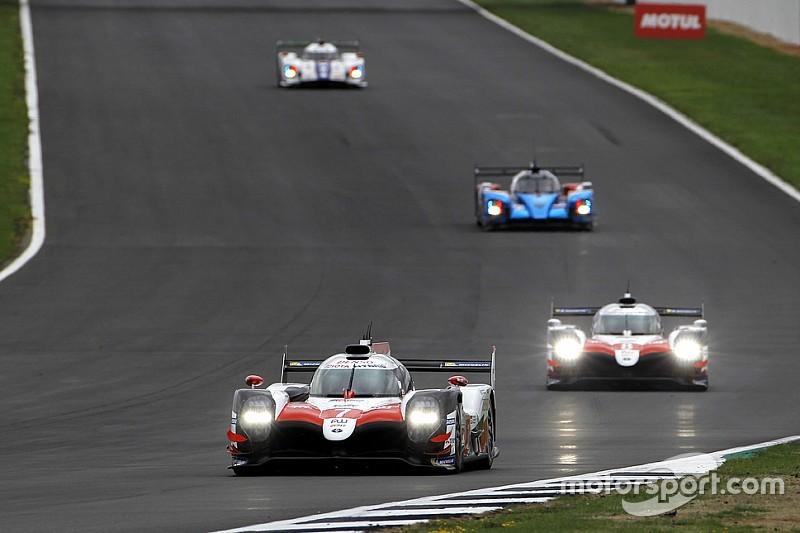 Los LMP1 tendrán una sesión extra de entrenamientos en las 6 horas de Shanghai