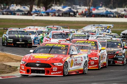 Supercars officially cancels Winton event