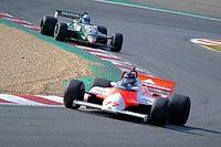 Les F1 rugissent au GP de France Historique