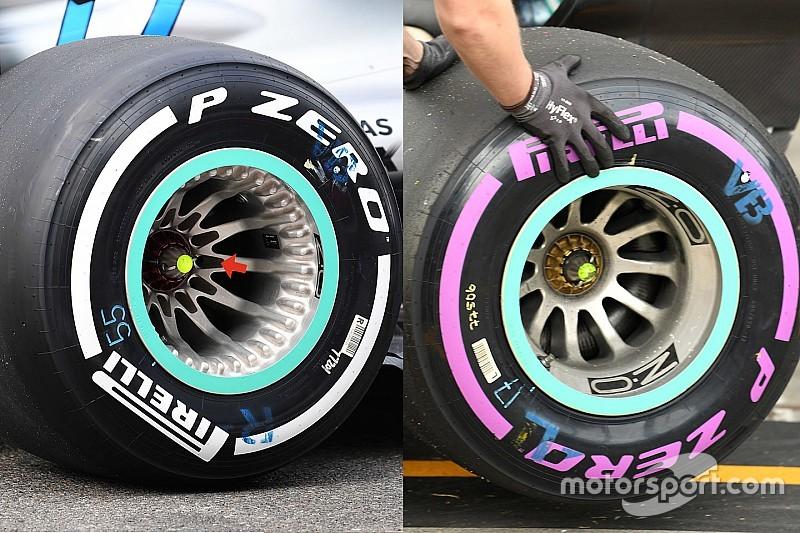 FIA перевірила колісні диски Mercedes на вимогу Ferrari