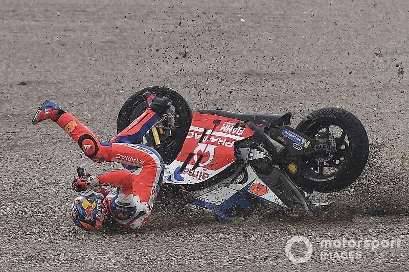 Miller reclama da direção de prova da MotoGP após Valência