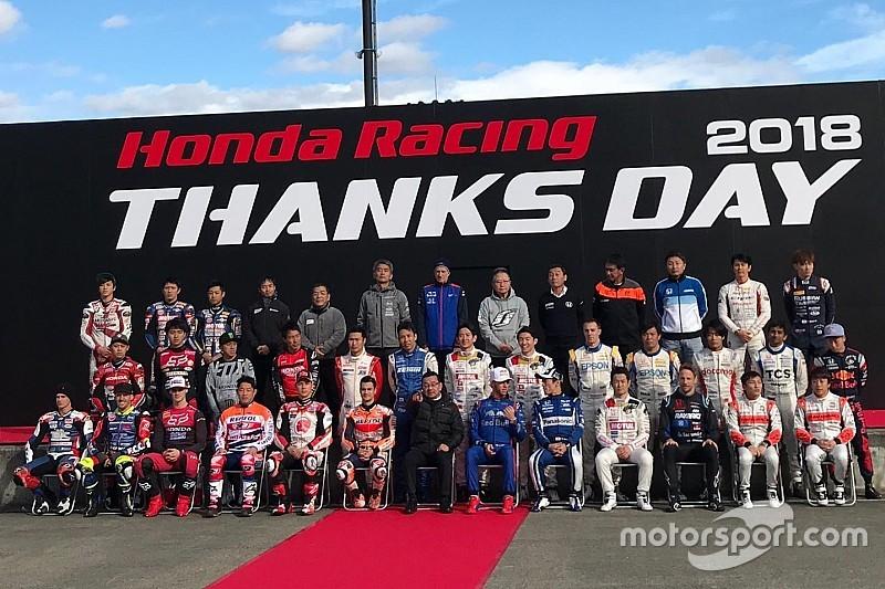 Galeri: 2018 Honda Racing Teşekkür Günü
