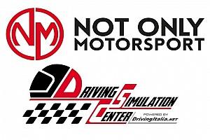 È partnership tecnica fra Driving Simulation Center e Not Only Motorsport