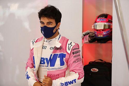 Pérez y Racing Point, sin claridad aún sobre cuarentena