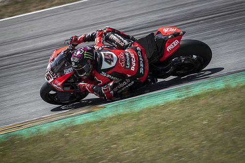 """SBK, Redding: """"Importante vedere che Ducati va bene col caldo"""""""