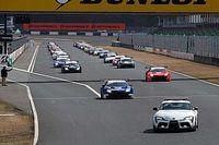 スーパーGT岡山テストのエントリーリスト公開。GT500に阪口、GT300にアレジの名前