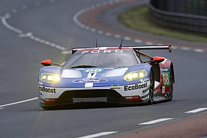 Le Mans Qualifying report Ford GT takes pole position for Le Mans 24 Hours