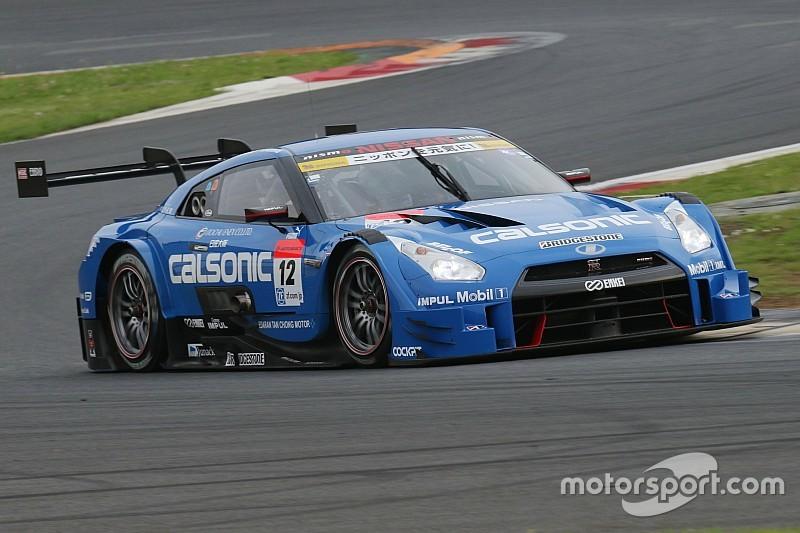 GT-Rが圧巻の速さ。ZENTが3位に入り、GT-Rの1-3独占を阻止:スーパーGT富士予選結果