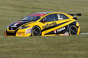 BTCC Breaking news Honda BTCC team splits with Neate