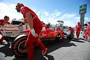 F1 Noticias de última hora Vettel, obligado a usar su tercer motor de 2017