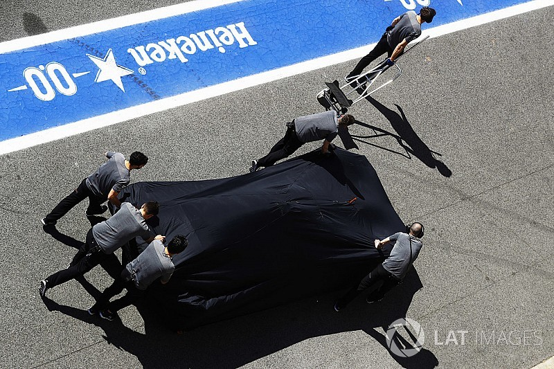Les rumeurs d'arrivée d'une équipe chinoise en F1 s'intensifient