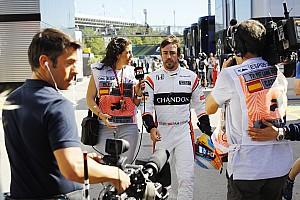 F1 Noticias de última hora Alonso se fue a jugar al padel durante la FP1