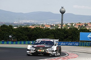 DTM Race report Hungaroring DTM: Rast takes points lead with maiden win