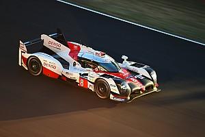 WEC Breaking news Versi pembaruan Toyota LMP1 tuntaskan tes perdana