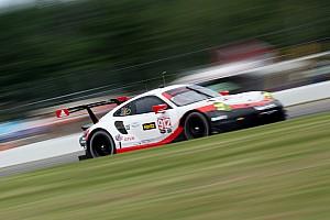 IMSA Reporte de calificación Bruni toma su primera pole con Porsche