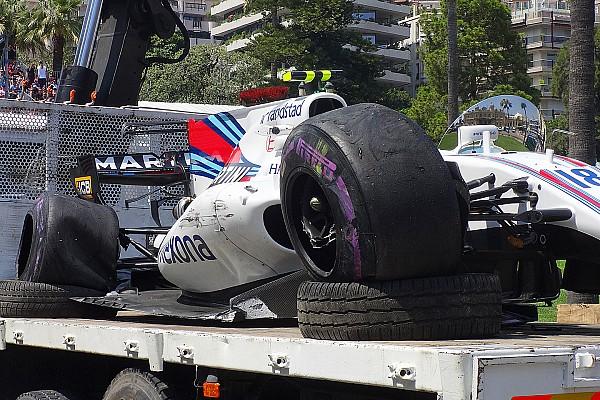 Formel 1 News F1-Teenager Lance Stroll nach Monaco-Crash: