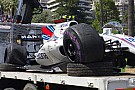 Formel 1 F1-Teenager Lance Stroll nach Monaco-Crash: