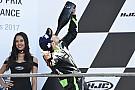 MotoGP Zarco : La moto d'usine est un objectif, succéder à Rossi un rêve