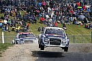 Rallycross-WM Audi-Piloten: WRX-Lauf in Belgien eine Mutprobe