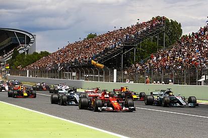 F1 'Sin cariño, será mejor', por Albert Fábrega