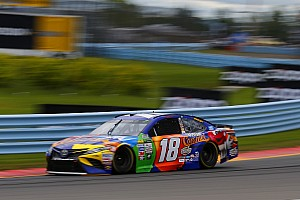 NASCAR Cup Qualifyingbericht NASCAR in Watkins Glen: Kyle Busch auf Pole-Position
