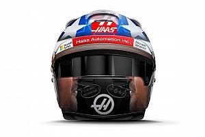F1 Noticias de última hora Grosjean rinde homenaje a Nicky Hayden con un casco especial