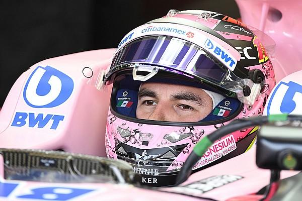 OFICIAL: Sergio Pérez renueva con Force India