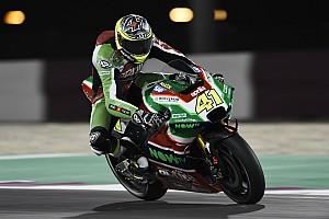 "MotoGP Breaking news Espargaro hails ""dream"" top-six result on Aprilia debut"