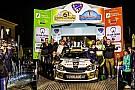 Rally IRCup Pirelli: Luca Rossetti vince in Valtellina ed è campione