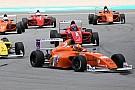 Formula 4 SEA F4 SEA Three wide Into the Chequered Flag