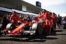 Vettel parece perder el campeonato por problemas en Japón