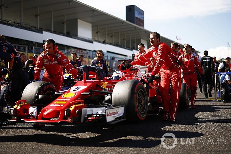"Vettel says Suzuka reprimand ""a bit of a joke"""
