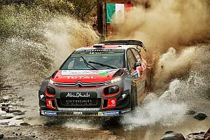 WRC Actualités Citroën se dit mieux préparé cette fois