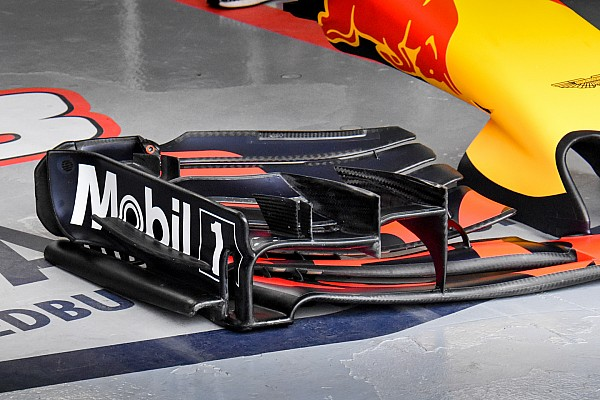 Formel-1-Technik: Der Red Bull RB13 in Kanada