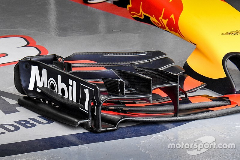 Formel-1-Technik: Der Red Bull RB13 in Kanada