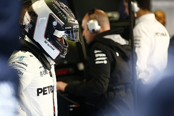Formule 1 Actualités Un contrat d'une seule année ne préoccupe pas Bottas